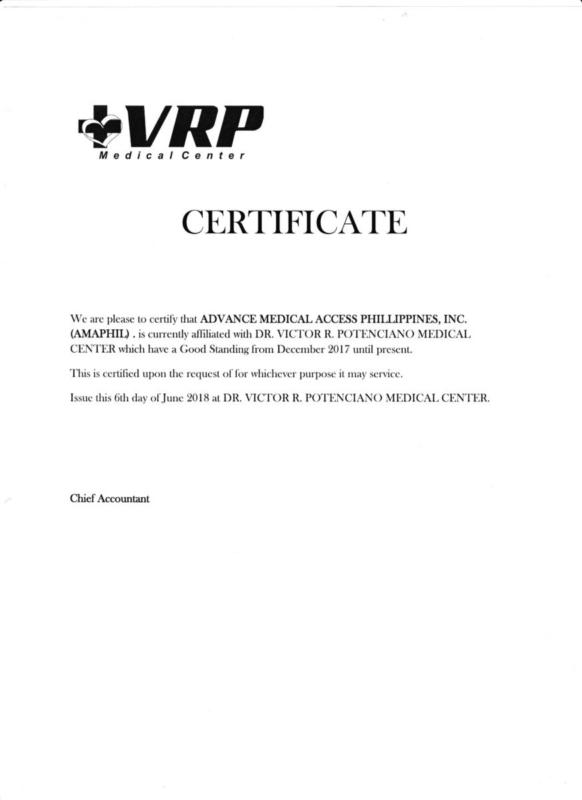 VRP Medical Center