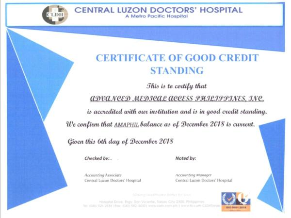 Central Luzon Doctors